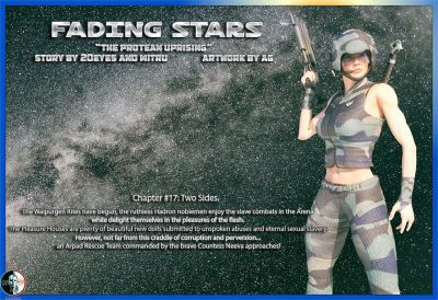Fading Stars: The Protean Uprising #1-25 - part 14
