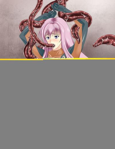 Bondage & ryona of fighting girls - part 8
