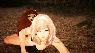 Black Desert Witch Nude 1 - part 3